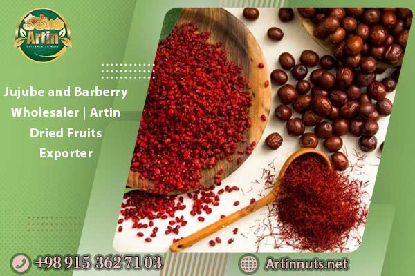 Jujube and Barberry Wholesaler   Artin Dried Fruits Exporter