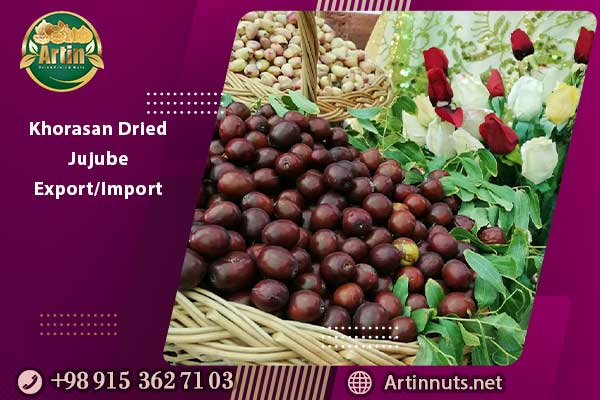 Khorasan Dried Jujube Export/Import