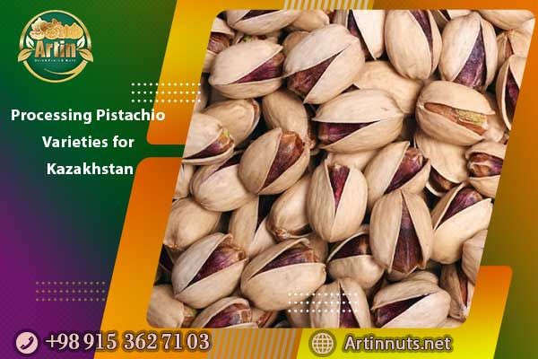 Processing Pistachio Varieties for Kazakhstan