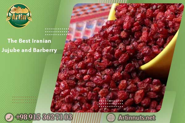 The Best Iranian Jujube and Barberry