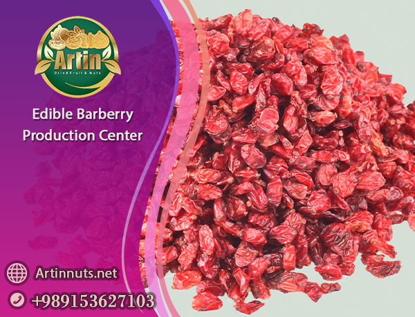 Edible Barberry Production Center