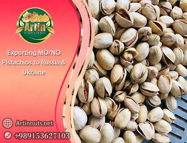Exporting MO/NO Pistachios