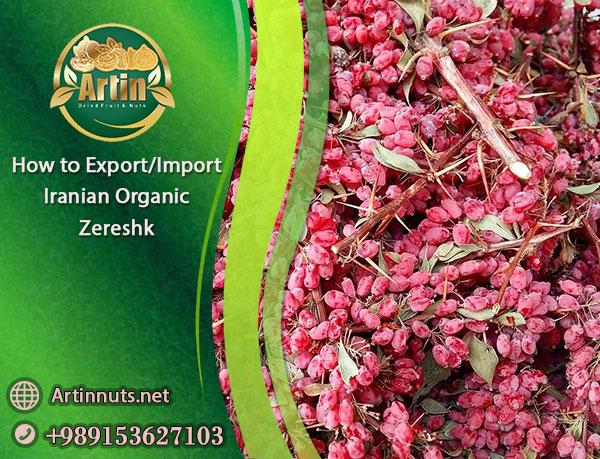 Iranian Organic Zereshk
