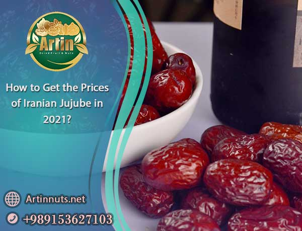 Prices of Iranian Jujube