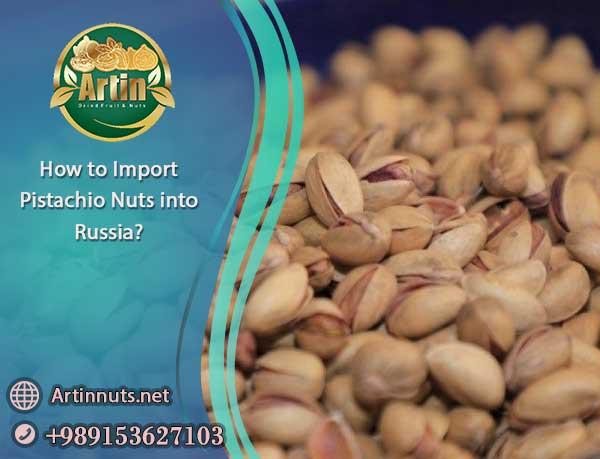Import Pistachio Nuts