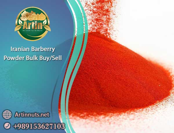 Iranian Barberry Powder