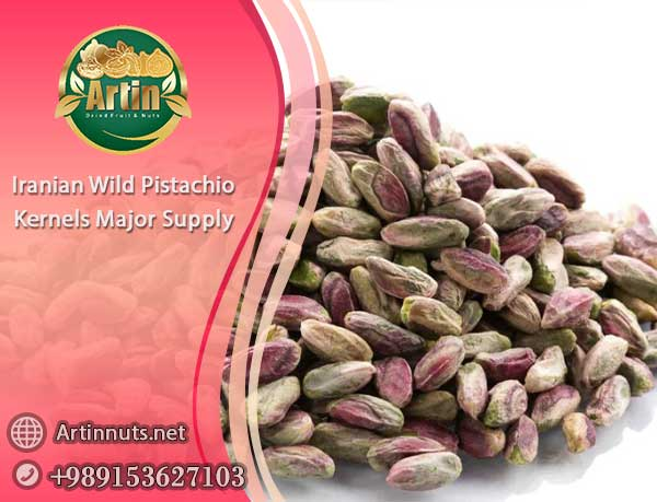 Iranian Wild Pistachio Kernels