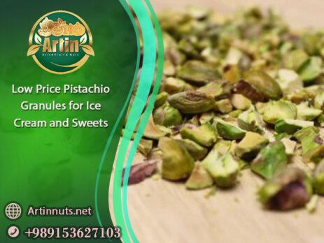Low Price Pistachio Granules