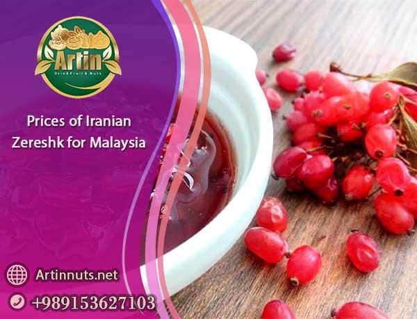 Iranian Zereshk for Malaysia