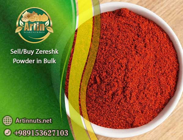 Zereshk Powder in Bulk