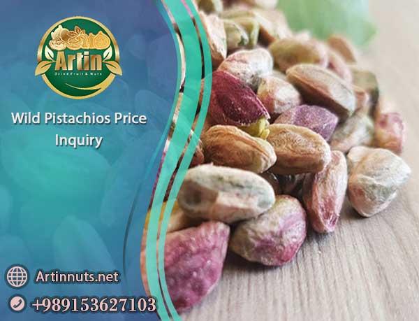 Wild Pistachios Price
