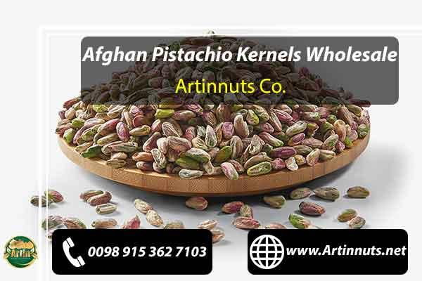 Afghan Pistachio Kernels Wholesale