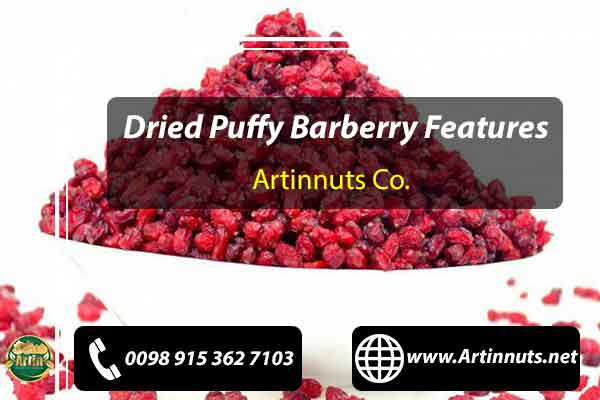 Dried Puffy Barberry