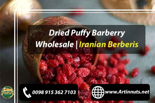Dried Puffy Barberry Wholesale