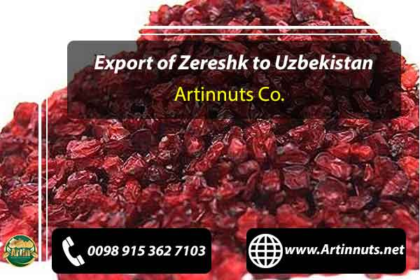 Zereshk for Uzbekistan