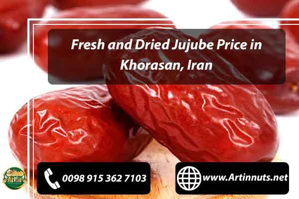 Fresh and Dried Jujube