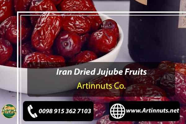 Iran Dried Jujube Fruits