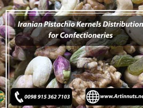 Iranian Pistachio Kernels Distribution