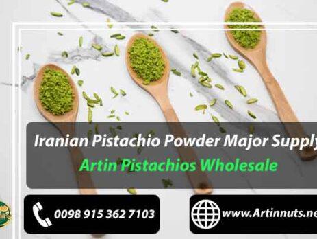 Iranian Pistachio Powder