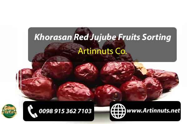 Khorasan Red Jujube