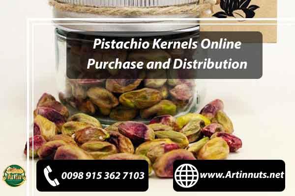 Pistachio Kernels Distribution