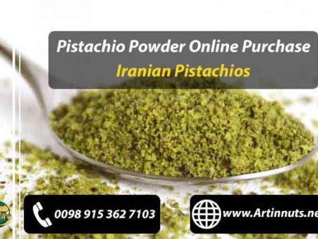 Pistachio Powder Online Purchase
