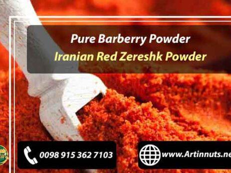 Pure Barberry Powder