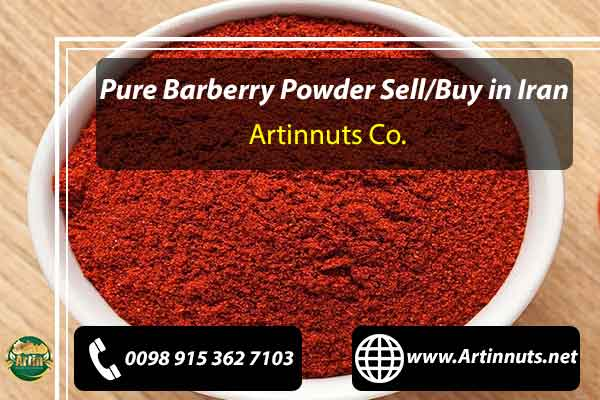 Pure Barberry Powder Sell