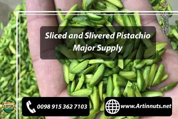 Slivered Pistachio Major Supply