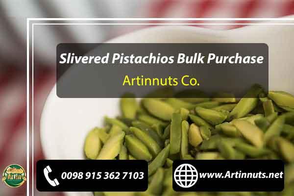 Slivered Pistachios Bulk Purchase