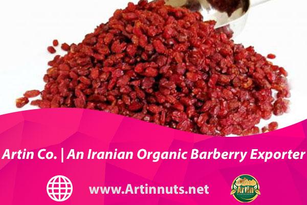 Artin Co.   An Iranian Organic Barberry Exporter
