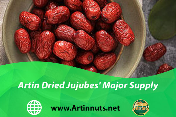 Artin Dried Jujubes' Major Supply