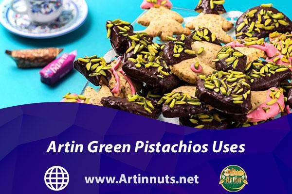 Artin Green Pistachios Uses