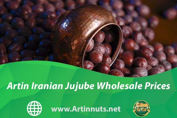 Artin Iranian Jujube Wholesale Prices