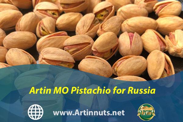 Artin MO Pistachio for Russia
