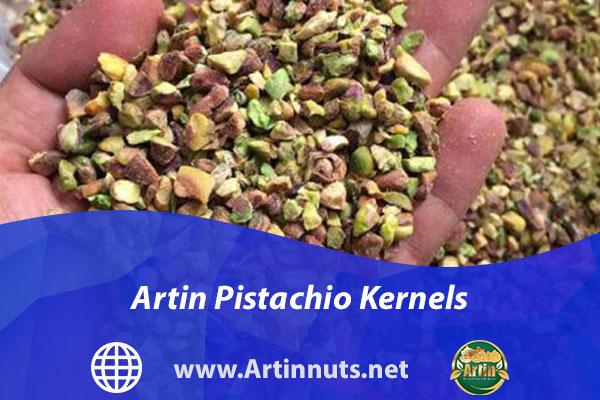 Artin Pistachio Kernels