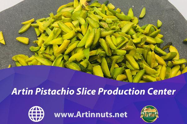 Artin Pistachio Slice Production Center
