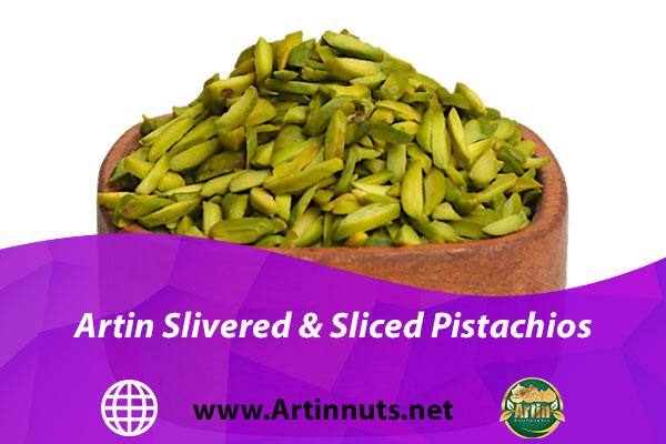 Artin Slivered & Sliced Pistachios
