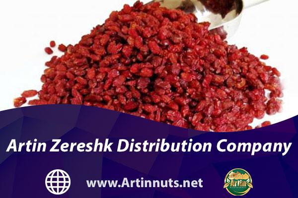 Artin Zereshk Distribution Company