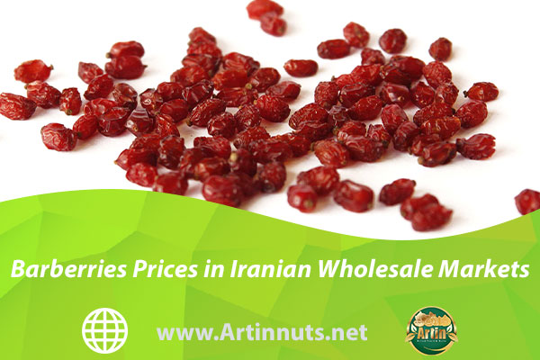 Barberries Prices in Iranian Wholesale Markets