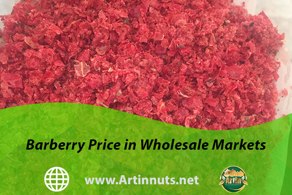 Barberry Price in Wholesale Markets
