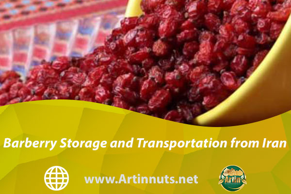 Barberry Storage and Transportation from Iran