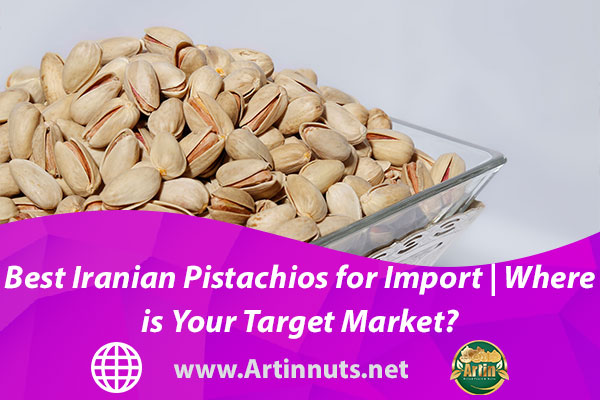 Best Iranian Pistachios for Import   Where is Your Target Market?