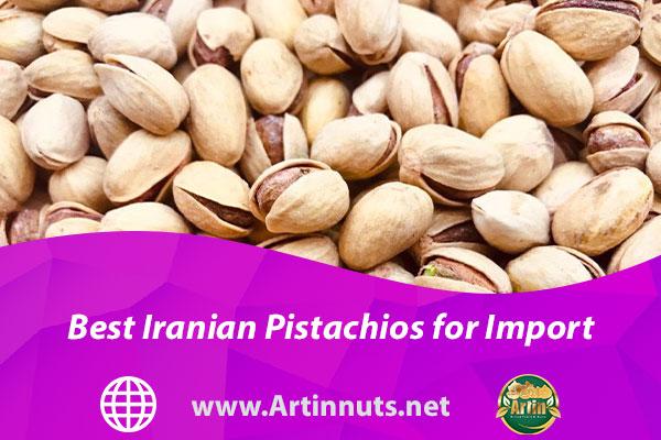 Best Iranian Pistachios for Import