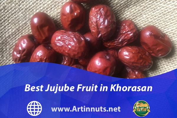 Best Jujube Fruit in Khorasan
