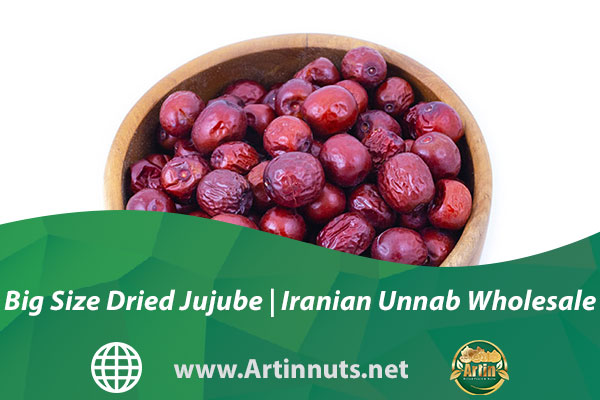 Big Size Dried Jujube   Iranian Unnab Wholesale