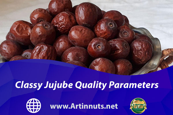 Classy Jujube Quality Parameters