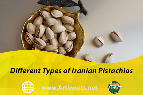 Different Types of Iranian Pistachios