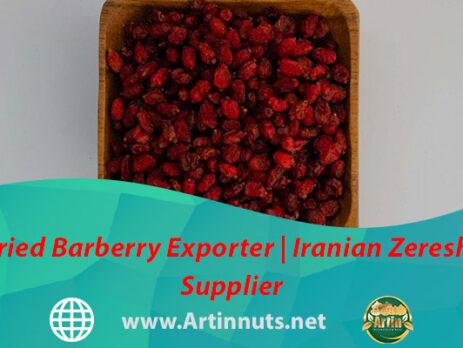 Dried Barberry Exporter | Iranian Zereshk Supplier