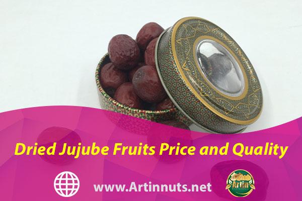 Dried Jujube Fruits Price and Quality